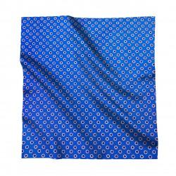 Abstract Pois - Azzurro con...