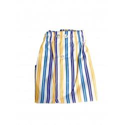 Stripes Boxer - Giallo&Blu