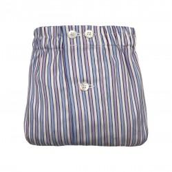 Stripes Boxer - Azzurro
