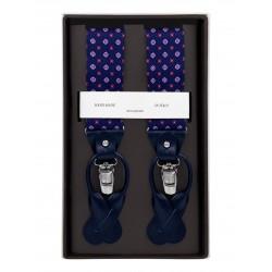 Masel Silk Suspenders –...