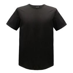 T-Shirt Nera Cotone