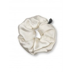 Scrunchie - White