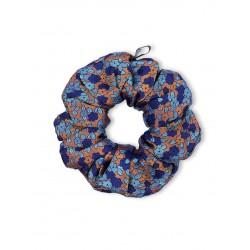 Scrunchie - Iridescent Flowers