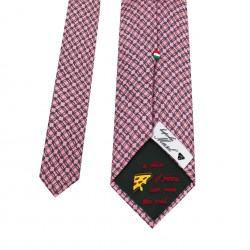 """RTW Custom Tie """"Pizza"""" - Pink"""