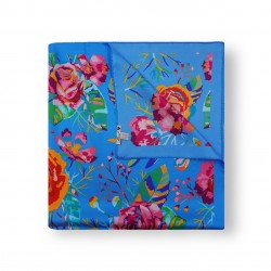 Flowers - Azul
