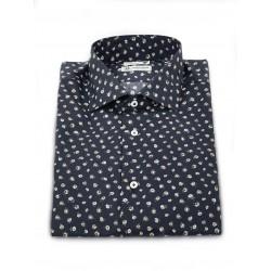 Camicia Blue Floral -...