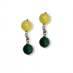 Quartz & Stone - Yellow&Green