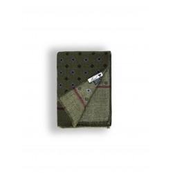 Scarf – Rhombuses Green