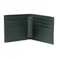 Masel Silk & Leather Wallet...