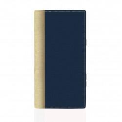 Vertical Cardholder - Blu e...