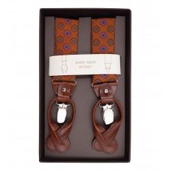 Masel Silk Suspenders (New...
